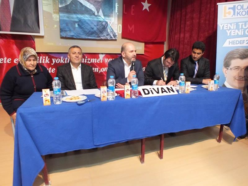 AK Parti ilçe kongrelerinden fotoğraflar 19