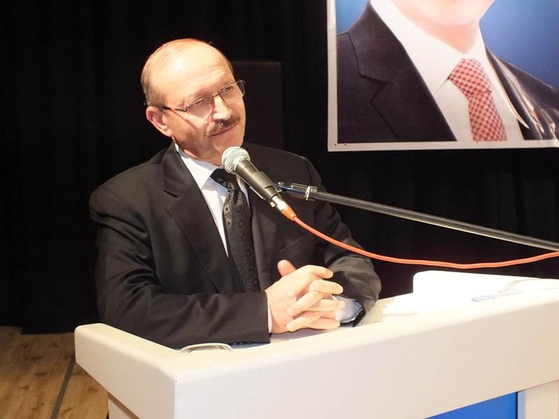 AK Parti ilçe kongrelerinden fotoğraflar 2
