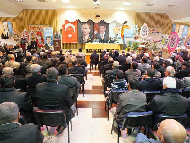 AK Parti ilçe kongrelerinden fotoğraflar 20