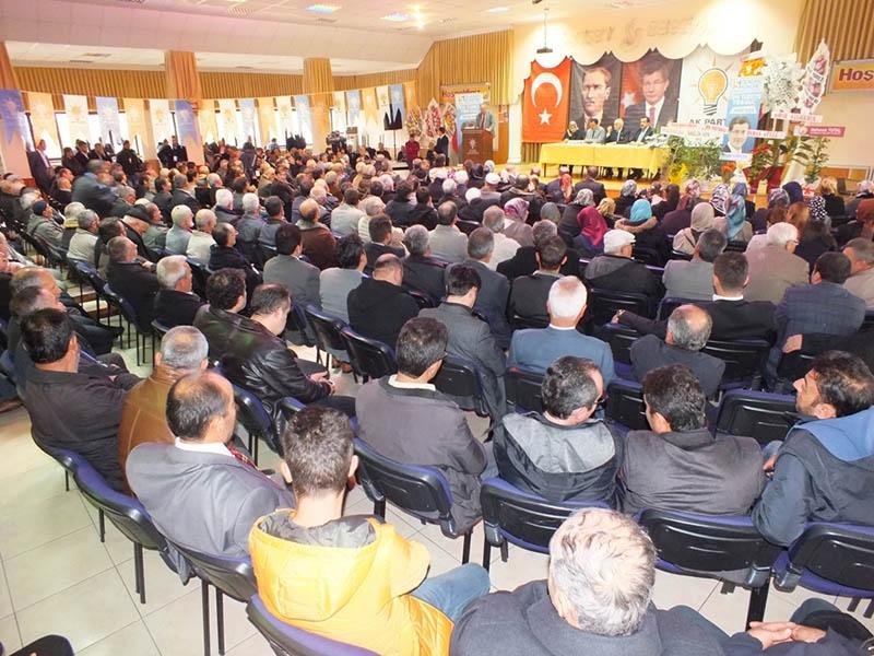 AK Parti ilçe kongrelerinden fotoğraflar 21