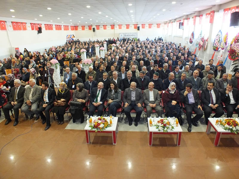 AK Parti ilçe kongrelerinden fotoğraflar 24