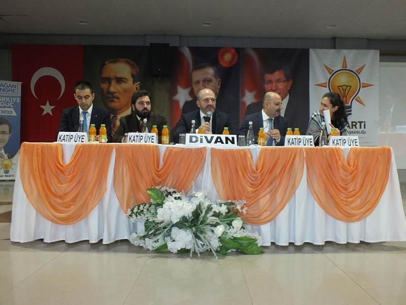 AK Parti ilçe kongrelerinden fotoğraflar 28