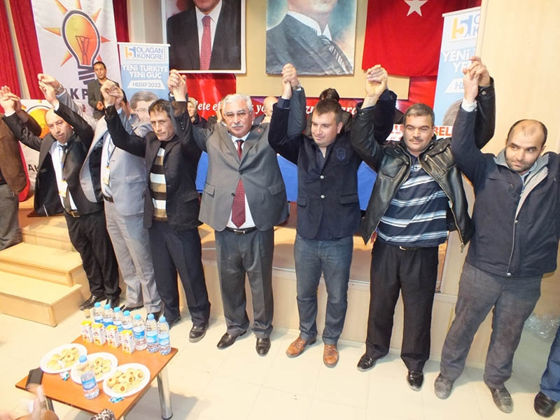 AK Parti ilçe kongrelerinden fotoğraflar 29