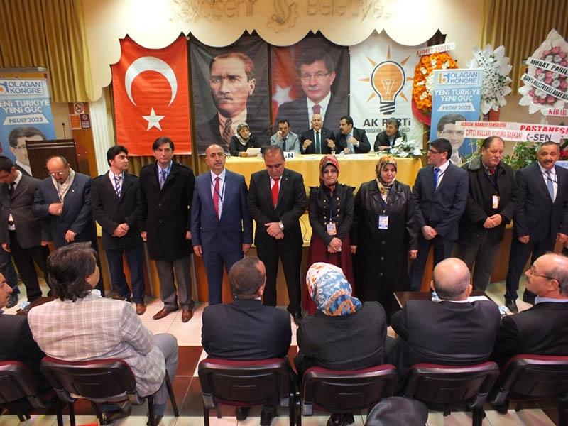 AK Parti ilçe kongrelerinden fotoğraflar 31