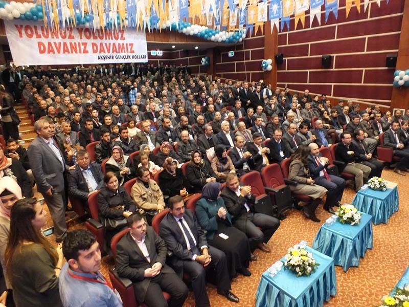 AK Parti ilçe kongrelerinden fotoğraflar 33