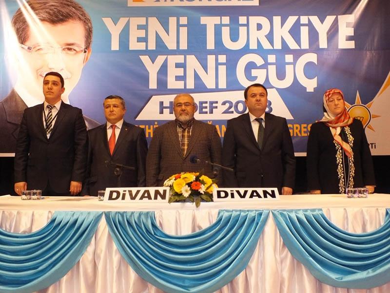 AK Parti ilçe kongrelerinden fotoğraflar 34