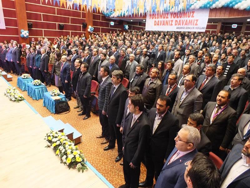 AK Parti ilçe kongrelerinden fotoğraflar 35