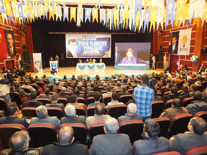 AK Parti ilçe kongrelerinden fotoğraflar 36