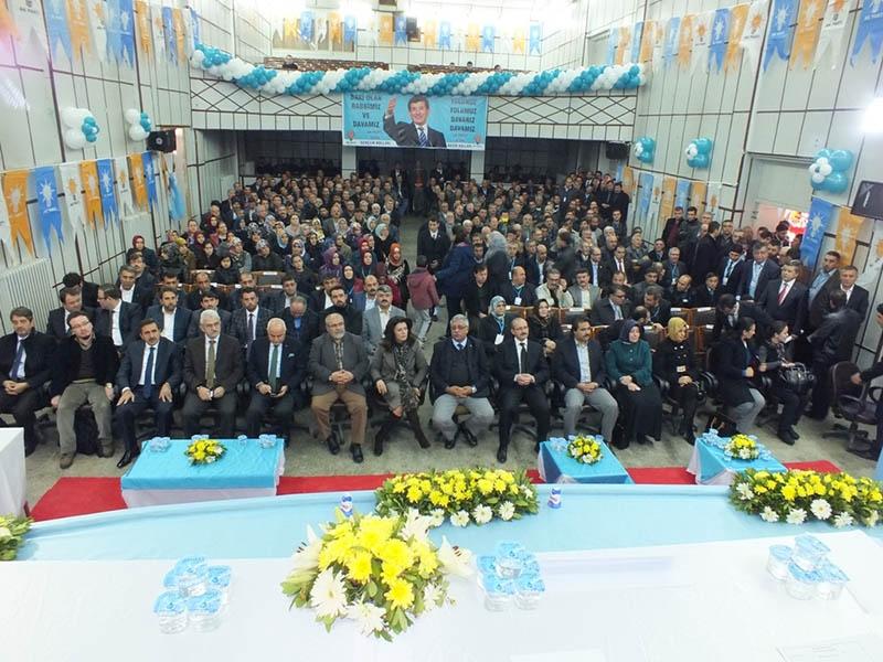 AK Parti ilçe kongrelerinden fotoğraflar 4