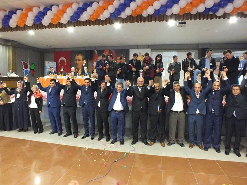 AK Parti ilçe kongrelerinden fotoğraflar 42