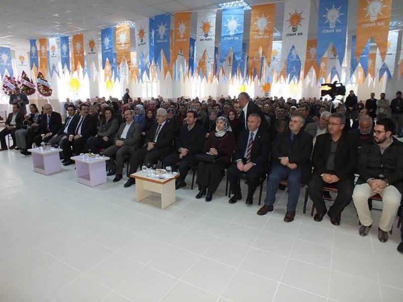 AK Parti ilçe kongrelerinden fotoğraflar 43