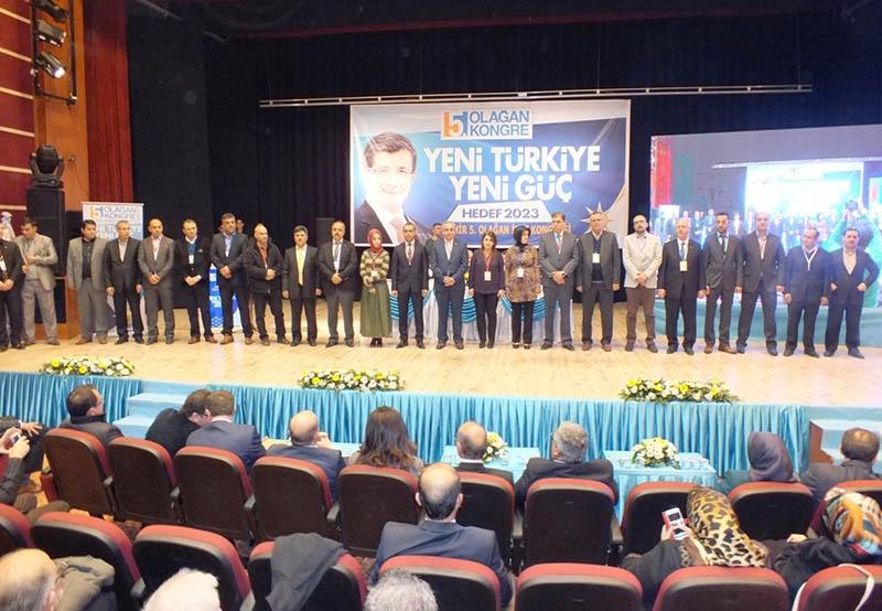 AK Parti ilçe kongrelerinden fotoğraflar 44