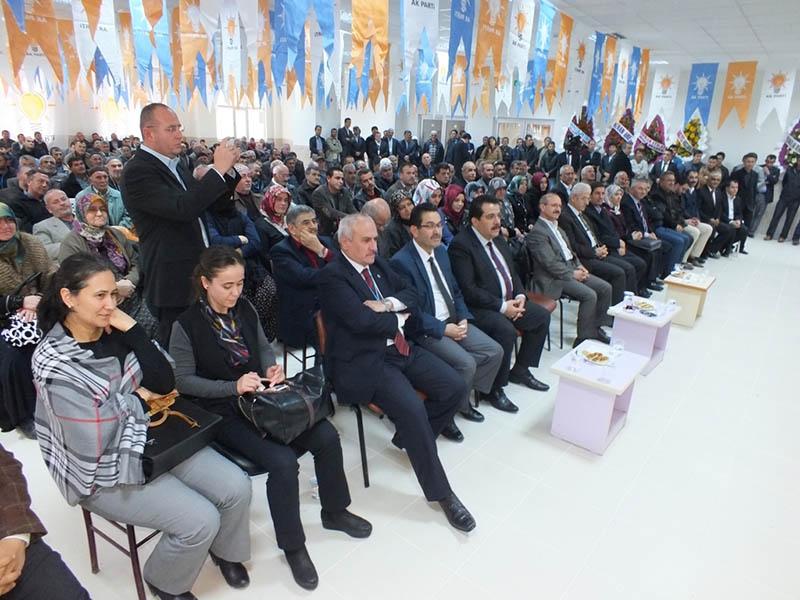 AK Parti ilçe kongrelerinden fotoğraflar 45
