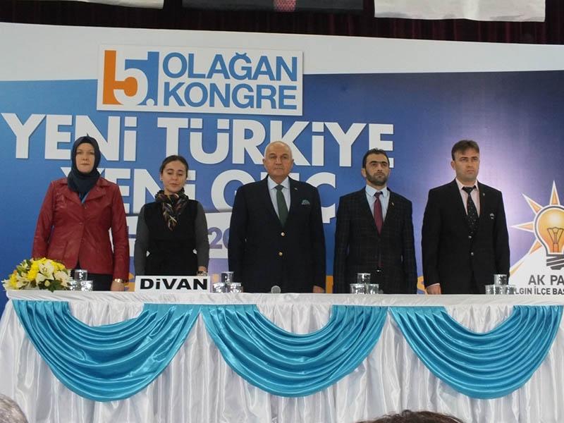AK Parti ilçe kongrelerinden fotoğraflar 6