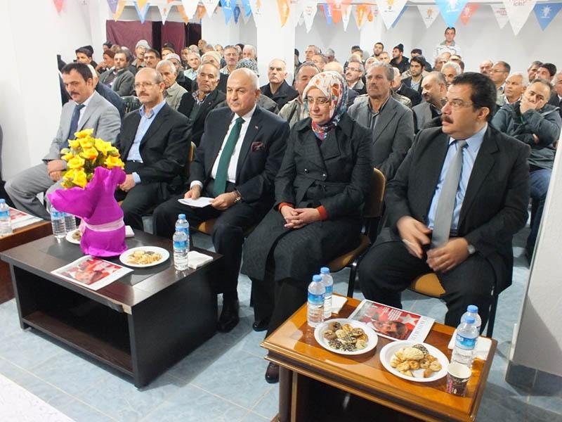 AK Parti ilçe kongrelerinden fotoğraflar 8