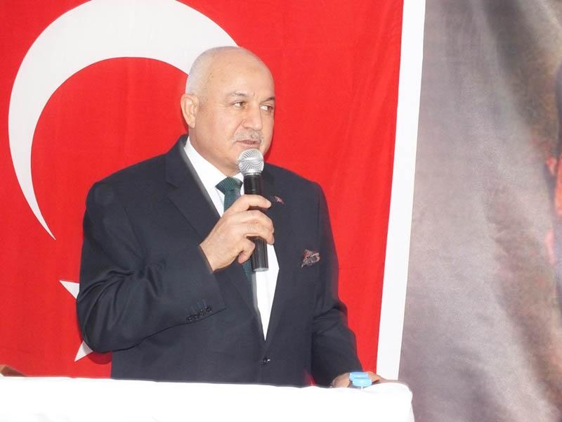 AK Parti ilçe kongrelerinden fotoğraflar 9