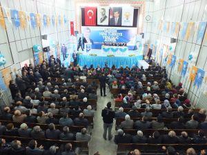 AK Parti ilçe kongrelerinden fotoğraflar