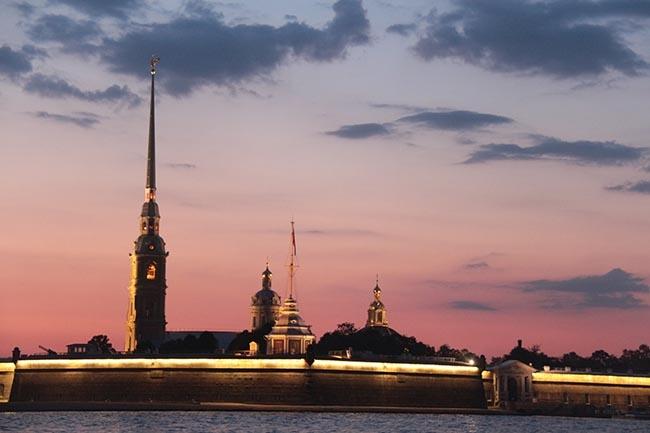 """Rusya'nın Venedik""i ST. Petersburg 1"