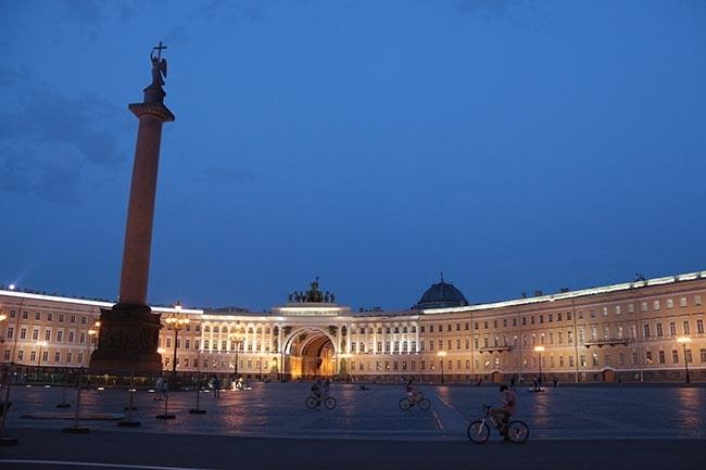 """Rusya'nın Venedik""i ST. Petersburg 10"