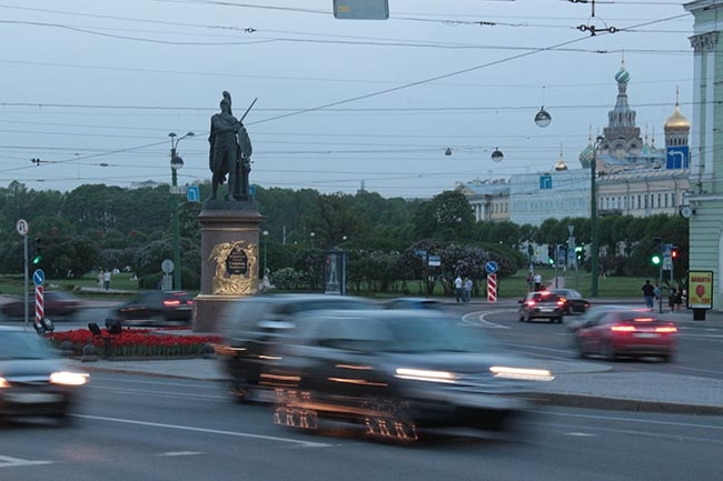"""Rusya'nın Venedik""i ST. Petersburg 12"