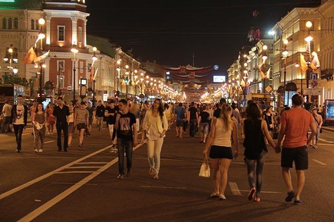 """Rusya'nın Venedik""i ST. Petersburg 2"