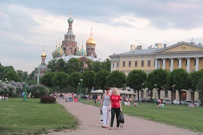 """Rusya'nın Venedik""i ST. Petersburg 3"