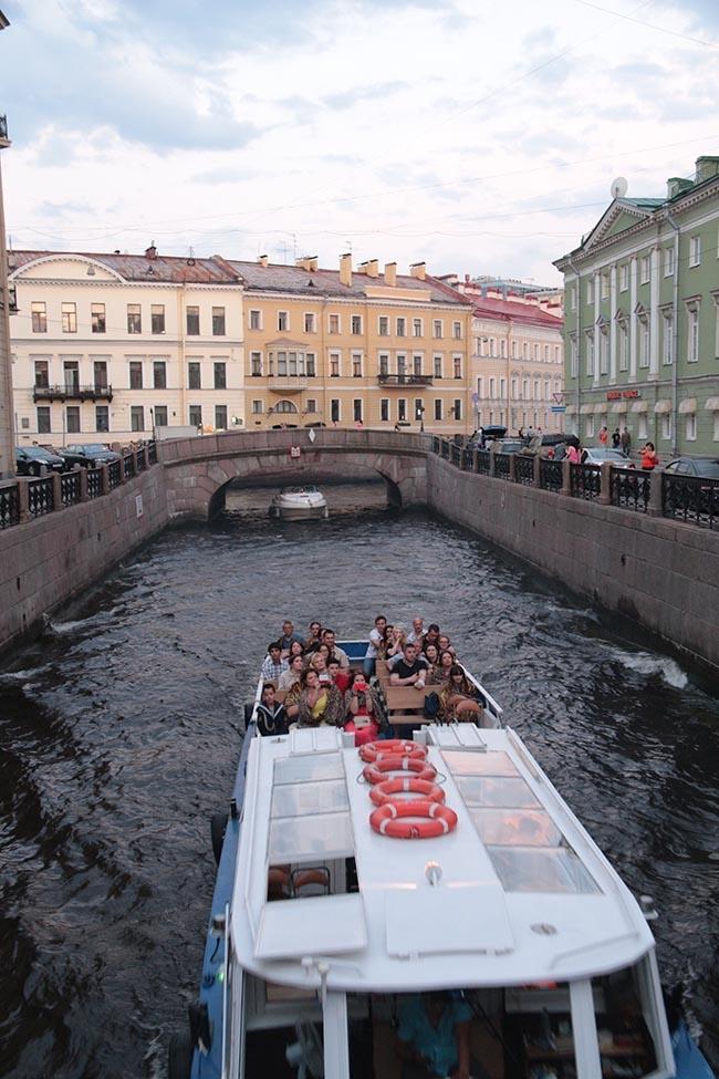 """Rusya'nın Venedik""i ST. Petersburg 4"