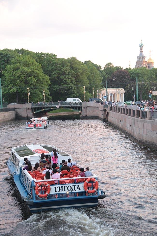 """Rusya'nın Venedik""i ST. Petersburg 5"