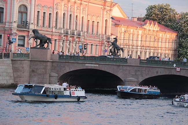 """Rusya'nın Venedik""i ST. Petersburg 7"