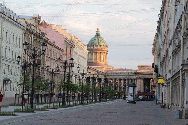 """Rusya'nın Venedik""i ST. Petersburg 8"