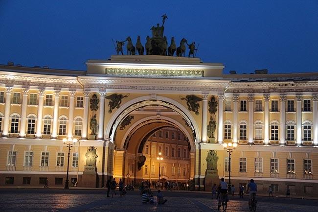 """Rusya'nın Venedik""i ST. Petersburg 9"