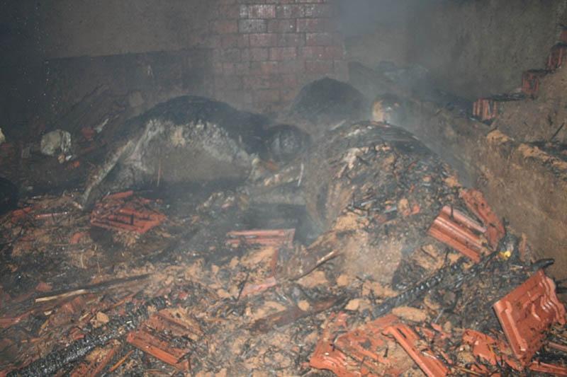 Konya'da yangın 6