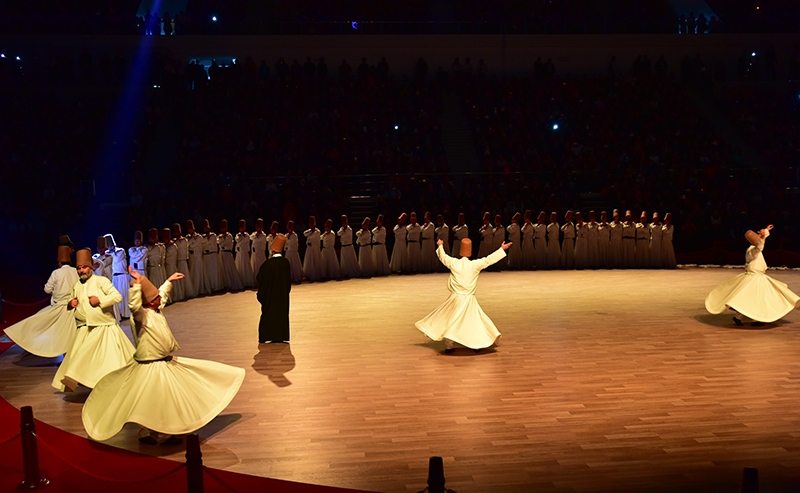 Mevlana'nın 741. Vuslat Yıldönümü Uluslararası Anma Törenleri 111