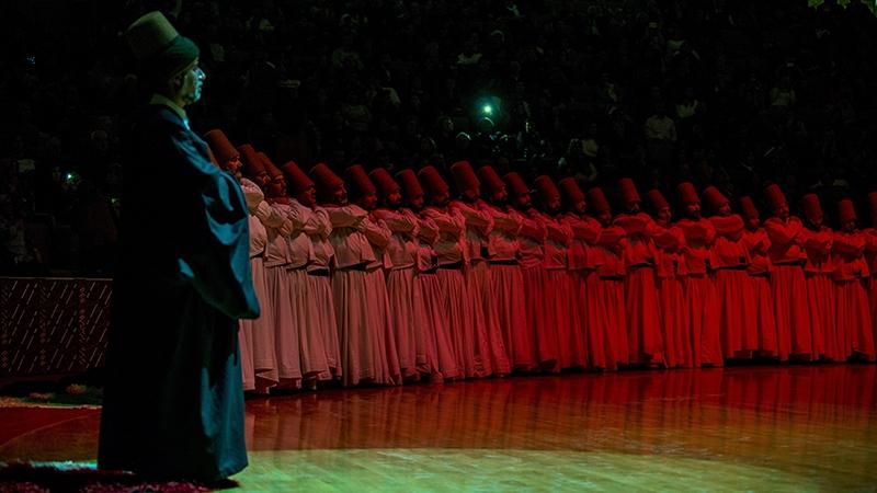 Mevlana'nın 741. Vuslat Yıldönümü Uluslararası Anma Törenleri 61