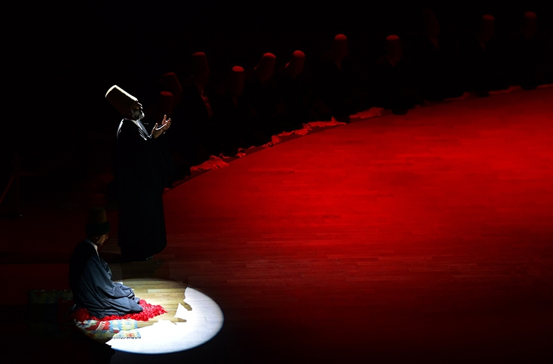Mevlana'nın 741. Vuslat Yıldönümü Uluslararası Anma Törenleri 93