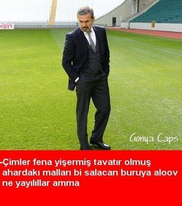 Sadece Konyalıların Anlayabileceği Futbol Capsleri 6