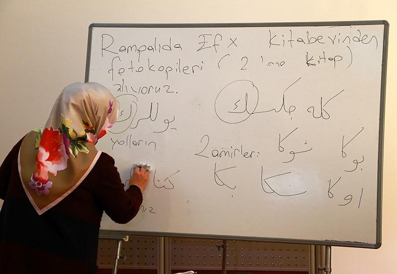 Osmanlıca kurslarına her yaştan ilgi arttı 1