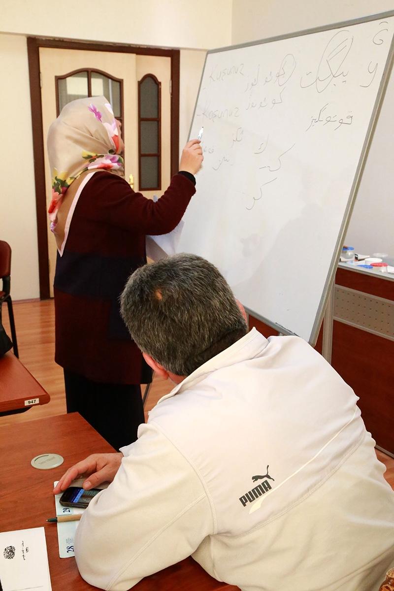Osmanlıca kurslarına her yaştan ilgi arttı 12