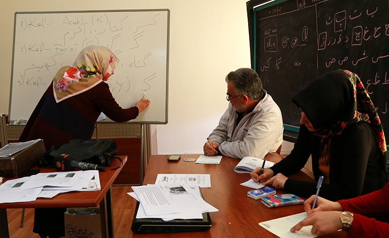 Osmanlıca kurslarına her yaştan ilgi arttı 13