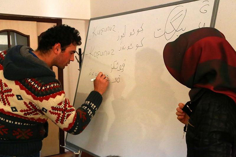 Osmanlıca kurslarına her yaştan ilgi arttı 14
