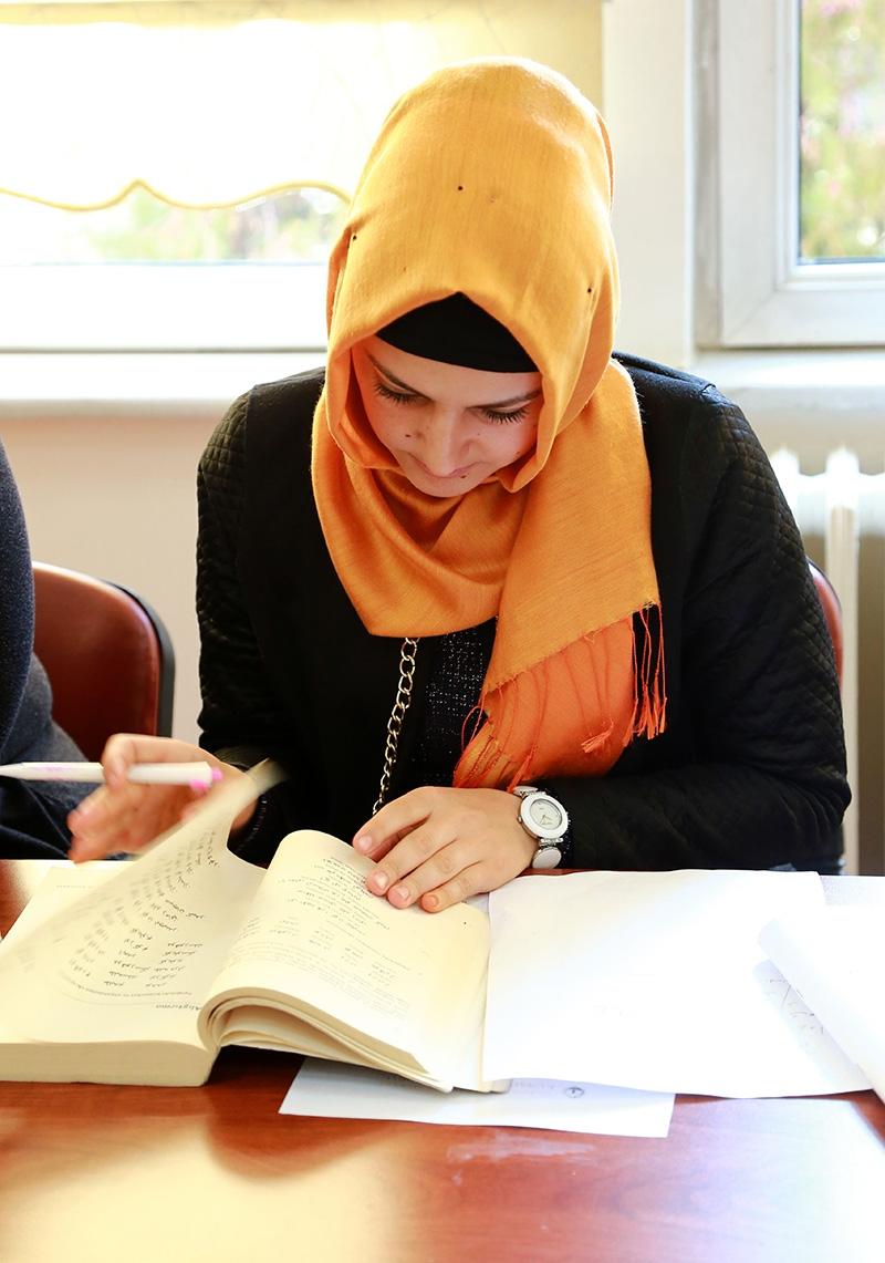 Osmanlıca kurslarına her yaştan ilgi arttı 8