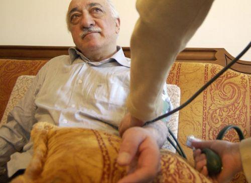 Gülen'in hiç yayınlanmamış fotoğrafları 10