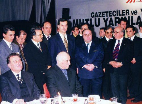 Gülen'in hiç yayınlanmamış fotoğrafları 13