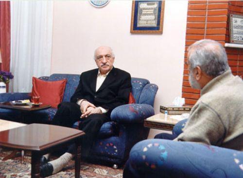 Gülen'in hiç yayınlanmamış fotoğrafları 14