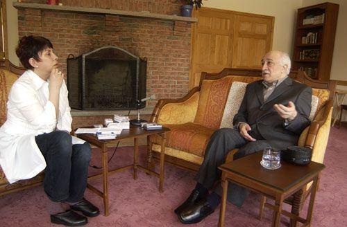 Gülen'in hiç yayınlanmamış fotoğrafları 16
