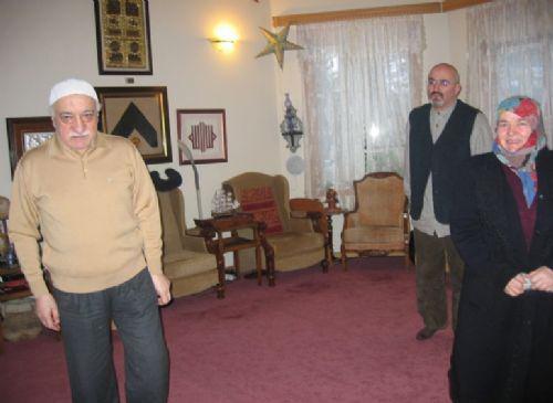 Gülen'in hiç yayınlanmamış fotoğrafları 17