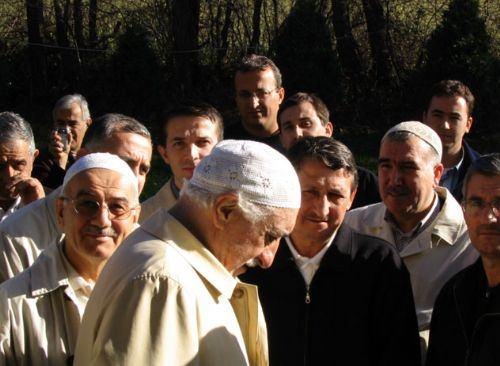 Gülen'in hiç yayınlanmamış fotoğrafları 21
