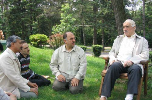 Gülen'in hiç yayınlanmamış fotoğrafları 3