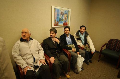 Gülen'in hiç yayınlanmamış fotoğrafları 5