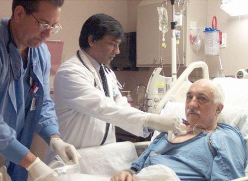 Gülen'in hiç yayınlanmamış fotoğrafları 6